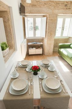 Apartment O. Enjoy your Galician  lunch in your Galician apartment