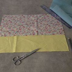My new madness … (Small tutorial) – Oror et cie - Do it ! Couture Sewing, Patchwork Bags, Deco, Fabric, Image, Khalid, Barrette, Moment, Hot Pads