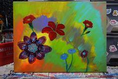 Article 076 Les fleurs d'isabelle Mon site de vente http://lestoilesdepascal.be/ Gros plan sur mes créations. https://www.flickr.com/photos/delfossepascal/albums