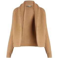 Vince Shawl-neck wool and cashmere-blend cardigan ($425) ❤ liked on Polyvore featuring tops, cardigans, wool tops, wool cardigan, cashmere blend cardigan, vince tops and shawl collar cardigan