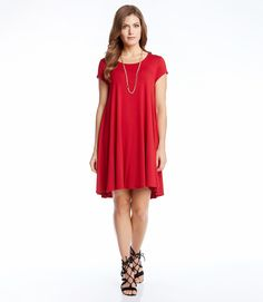 Maggie Trapeze Dress