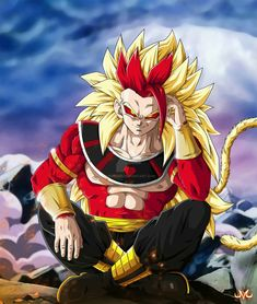 Saiyan God of destruction