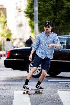 vans hombre skate