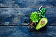 Avokado smoothie - http://zdravakuhinja.com/avokado-smoothie/
