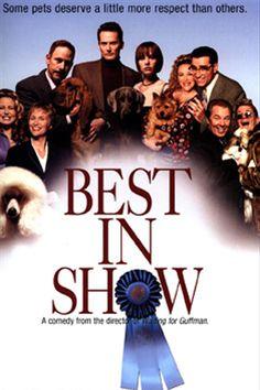 Best in Show (movie) Poster Art