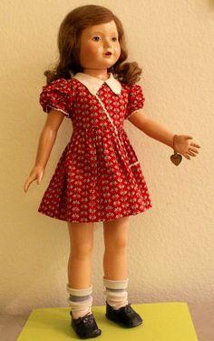 Effanbee Dolls, Beautiful Blue Eyes, American Children, Summer Dresses, The Originals, Vintage, Fashion, Moda, Summer Sundresses