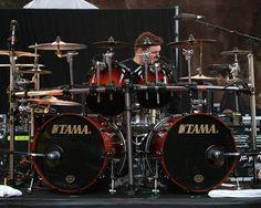 Image result for yamaha drums hex rack