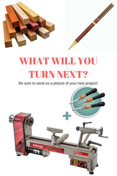 Whether it's your first time using a lathe, or you've just created your 99th pen - we at Rockler Woodworking and Hardware love seeing what inspires you! So the real question is...what will you turn next?