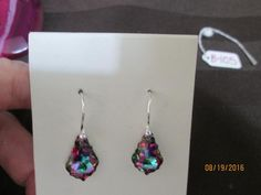 Swarovski Crystal Crystal Electra Earrings  SW-01