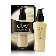 Olay Total Effects 7-In-1 Anti-Aging Serum, 50ml Olay http://www.amazon.in/dp/B00ENZT8J2/ref=cm_sw_r_pi_dp_VNG.wb0YQTCQH