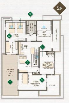 大津展示場|滋賀県|住宅展示場案内(モデルハウス)|積水ハウス Ground Floor Plan, Floor Plans, Flooring, How To Plan, House, Arquitetura, Home, Hardwood Floor, Haus