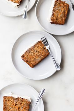 simple carrot bread