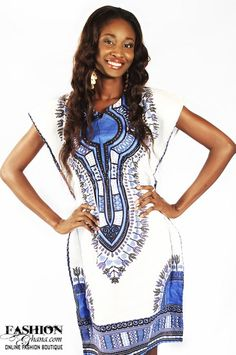 Why Africa's Most Popular Trend Is Non Other Than The Angelina Print aka The Dashiki   FashionGHANA.com: 100% African Fashion