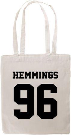 Hemmings 96 Canvas Tote Shopper Bag by CrazyPrintsL on Etsy, £7.99