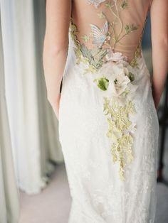 Romance lace wedding dresses inspiration 42