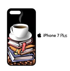 Coffee and Good book D0160 iPhone 7 Plus Case
