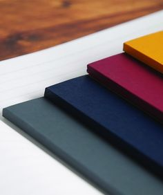 MUJI 5 Pack Notebooks