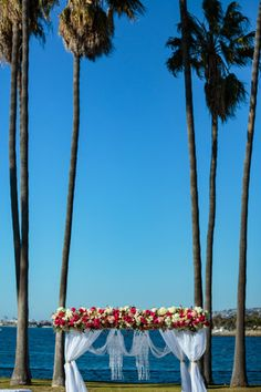 Nicole & Adrian - 12.31.15  #wedding #newyearsevewedding #sandiegowedding #weddings #tablescape #pinkbouquet #socalwedding #weddingtablescape #weddingdecor #bridebouquet #weddingbouquet #weddingaltar #altar #ceremonysite #ceremony #oceanceremony #beachceremony