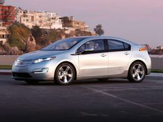 Chevrolet Volt Hatchback Photo
