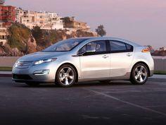 Chevrolet Volt Hatchback Photo