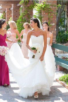 happy bride / Melissa Musgrove Photography