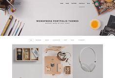 This is an outstanding collection of the best portfolio WordPress themes for…