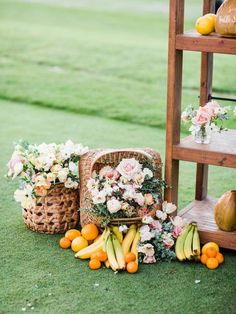 We are in LOVE with this vibrant destination wedding in Kauai with the prettiest pops of citrus and seriously breathtaking florals. The bride is even wearing a six strand white crown flower leis that is absolute perfection. So if you love tented wedding reception with mismatched bamboo lanterns and lush florals, this one is a must-see. Kauai Wedding, Tent Wedding, Wedding Reception, Destination Wedding, Gothic Wedding, Glamorous Wedding, Boho Wedding, Event Lighting, Wedding Lighting