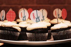 How-to: Rock-n-Roll Birthday Party