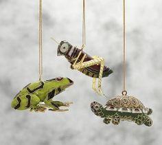 Cloisonné Ornaments