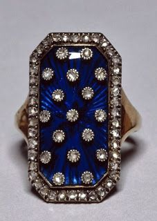 The Ring of the Heavens: Marie-Antoinette's jewellery