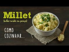 O millet (como cozinhar) | Made by choices - YouTube