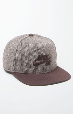 615e15ce666 Hooked on Herringbone Strapback Hat that I found on the PacSun App
