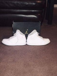 ce8885f1718e76 Nike Air Jordan Retro IV 2017 Pure Money Silver Men s Basketball Shoes Size  10.5  fashion
