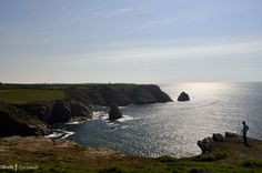 Coastline between Boscastle and Trevalga, Cornwall