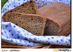Kominíček (žitný celozrnný chleba) recept - TopRecepty.cz Bread, Food, Brot, Essen, Baking, Meals, Breads, Buns, Yemek