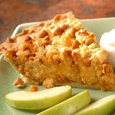 apple butterscotch pie