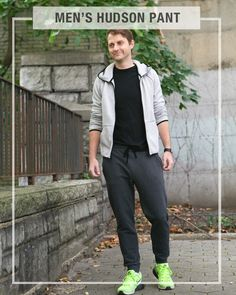 Image of MEN'S HUDSON PANT