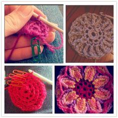 Hazel's Crochet: Overlay Mandala CAL