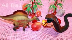 Little Dinozavr Toy - I Don't Know Who I Am - Snake, Frog, Dog, Fish, Sh...