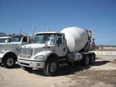2009 Freightliner M2B mixer truck from Chaparral in Grapevine, TX