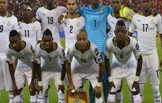 BLACK STARS DRAWd UGANDA, CONGO, EGYPT IN AFRICAN QUALIFIERS