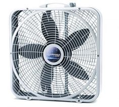 The Lasko 20 Weather-Shield Performance Box Fan - with three quiet speed settings and high-performance grille - is FAN-tastic. Using the patented Weather-Shield.