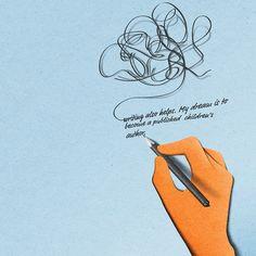 "Eiko Ojala: Depression proof Illustrations for Australian magazine ""Prevention""."