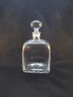 Dartington Glen Decanter Pattern No. FT167 by RetroWithStyle