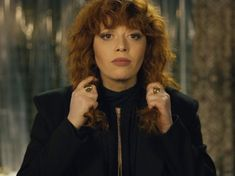 The new Netflix series by Natasha Lyonne, Leslye Headland, and Amy Poehler is a brilliant mix of satire, sci-fi, and sincerity. Natasha Lyonne, New Netflix, Shows On Netflix, American Pie, Bill Murray, Amy Poehler, Kristin Scott Thomas, Dan Stevens, Movies
