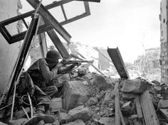 Cisterna Italy 27 May 1944, 3rd Infantry Division