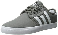 Skate with reckless abandon or chill accordingly with the time-tested flavor of the seeley from adidas® skateboarding