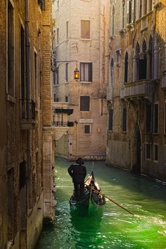 Venice canal...