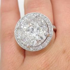 What are Halo Diamond Engagement Rings? | eBay