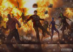 Irmãos Russo voltam a falar sobre os heróis da Netflix em Vingadores: Guerra Infinita!